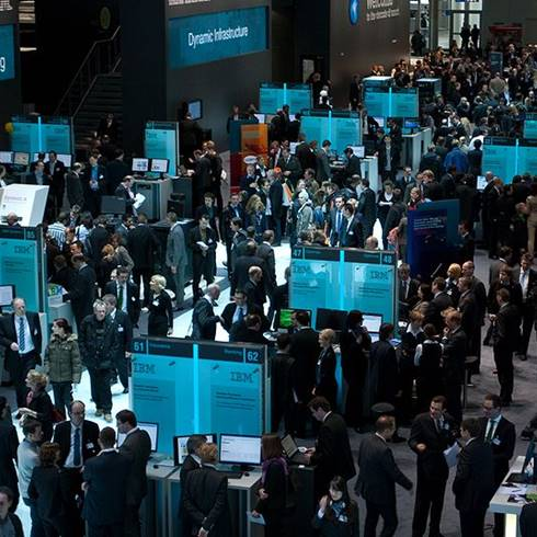 Best market research for top trade shows on electronics worldwide