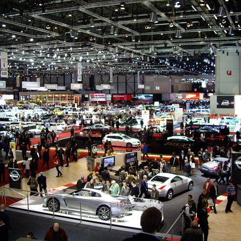 automotive market products expo