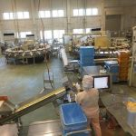 Selling food processing machinery to the Middle East