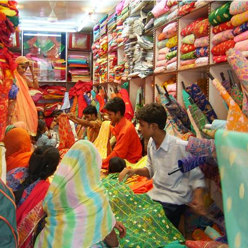Entering the retail industry in India