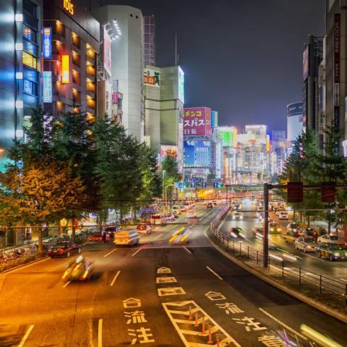 Opportunities in the Automotive industry in Japan