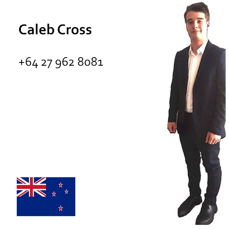 Caleb Cross